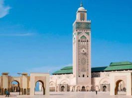 Meczet Maroko w Casablance