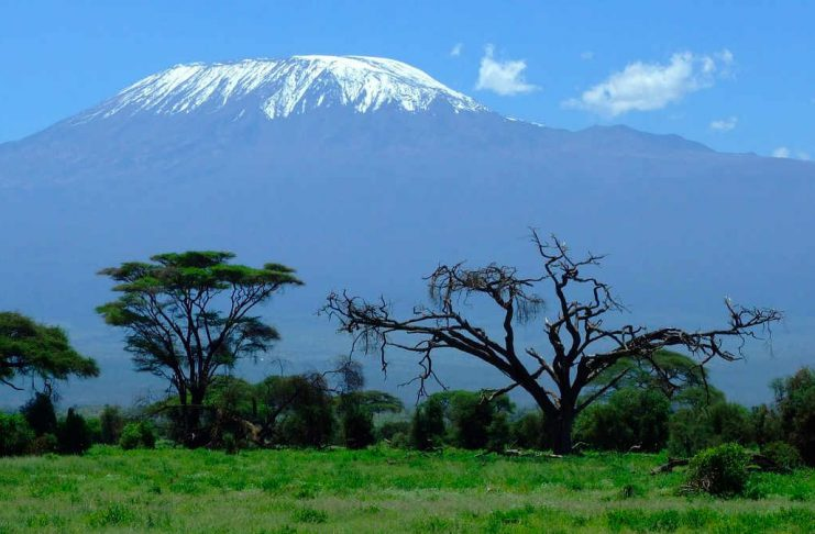 Kilimandżaro Kenia