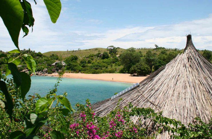 Malawi - widok na ocean
