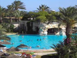 Maroko basen bar hotel