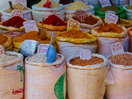 Ceny przyprawy Maroko