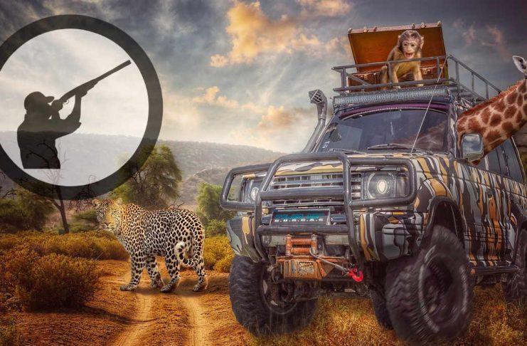 Polowanie Południowa Afryka