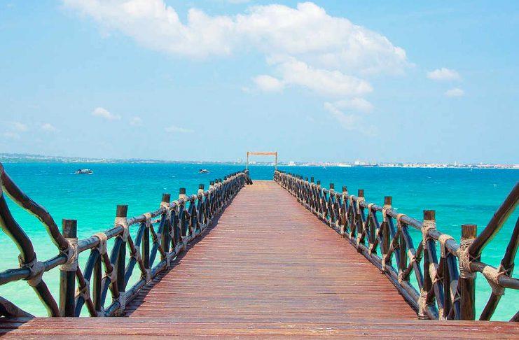 Zanzibar - Tanzania - kamienne miasto - wyspa niewolników